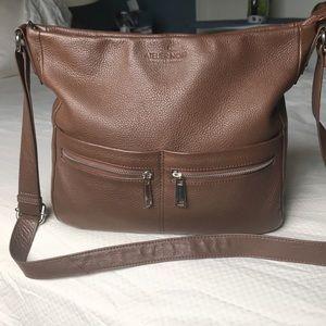 ATELIER NOIR leather bag (by Rudsak)